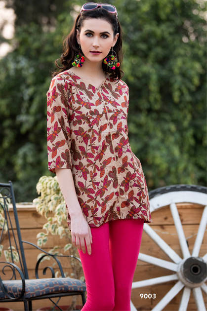Avashya West NX Vol 5 Kurti Wholesale Catalog 10 Pcs