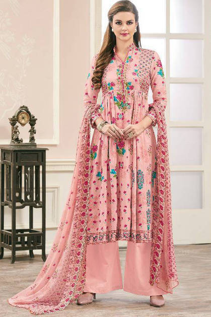 Deepsy Attraction Nx Salwar Suit Wholesale Catalog 5 Pcs