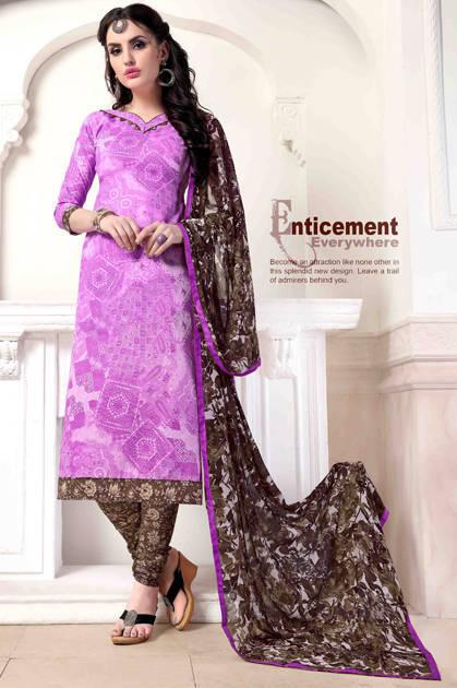 Floral Salwar Suit Wholesale Catalog 12 Pcs