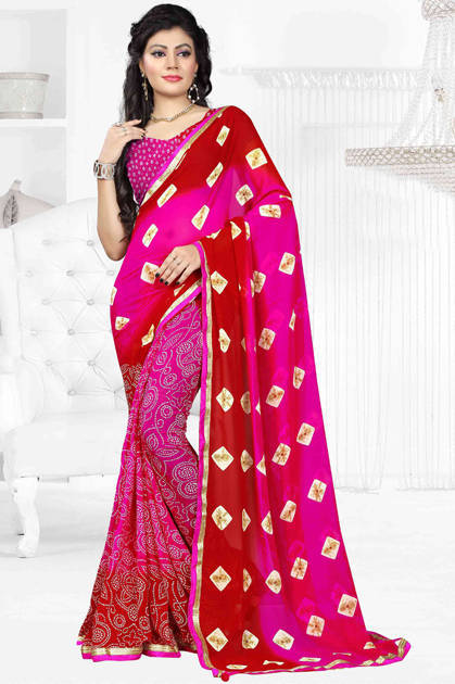Inder Ghunghat Vol 9 Saree Sari Wholesale catalog 7 Pcs
