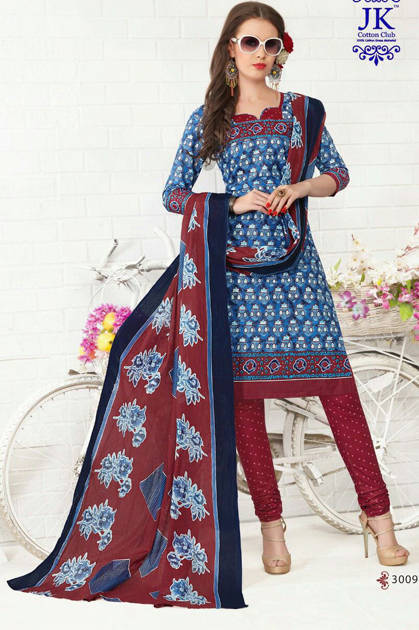 Jk Simran Vol 3 Salwar Suit Wholesale Catalog 16 Pcs