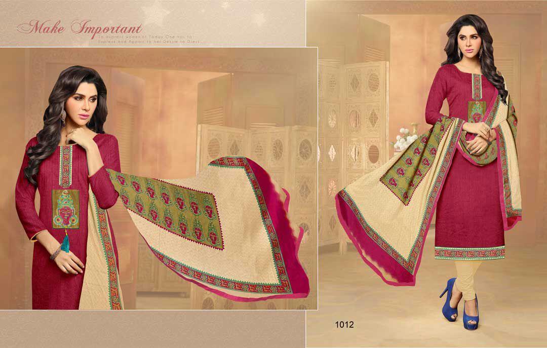 KC Kasmeera Kankoo Salwar Suit Wholesale Catalog 12 Pcs 1 - KC Kasmeera Kankoo Salwar Suit Wholesale Catalog 12 Pcs