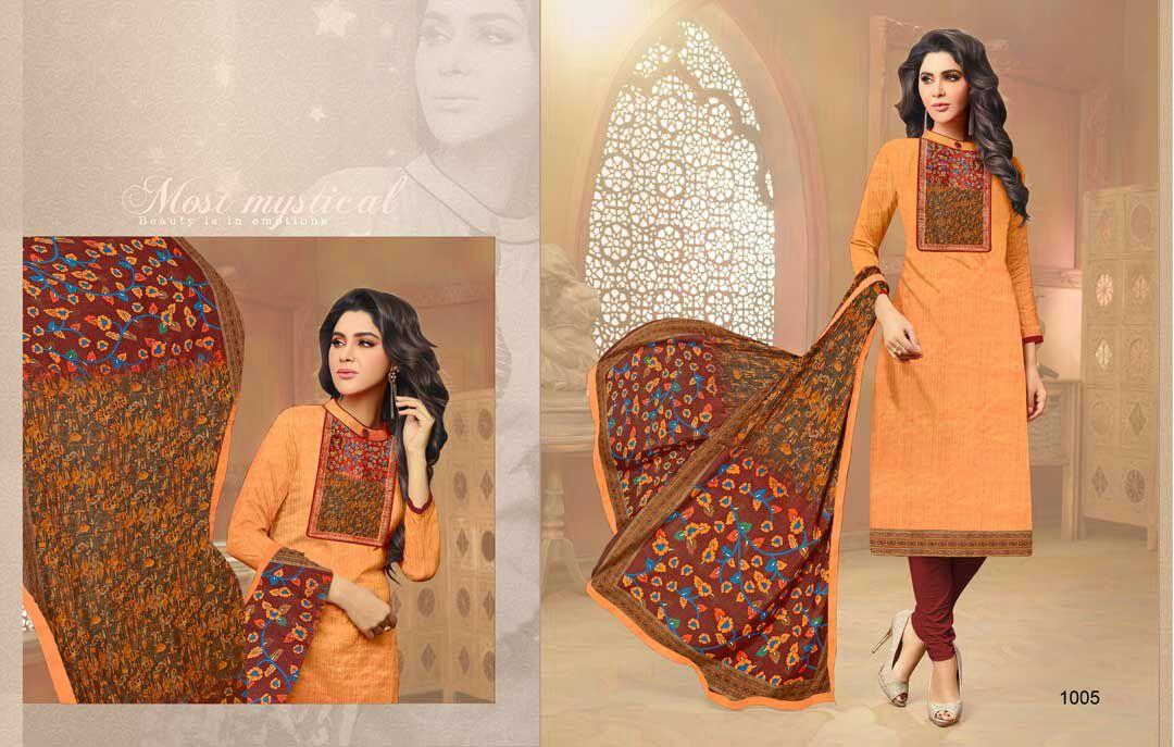 KC Kasmeera Kankoo Salwar Suit Wholesale Catalog 12 Pcs 9 - KC Kasmeera Kankoo Salwar Suit Wholesale Catalog 12 Pcs