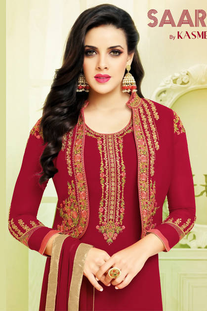 Kc Kasmeera Sara Salwar Suit Wholesale Catalog 8 Pcs