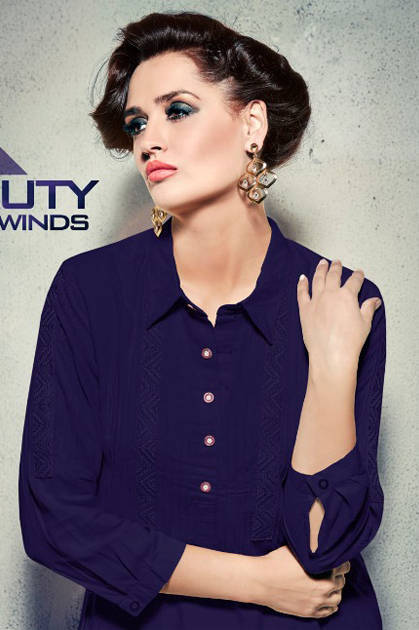 Kessi Kajree Navya Kurti Wholesale Catalog 8 Pcs