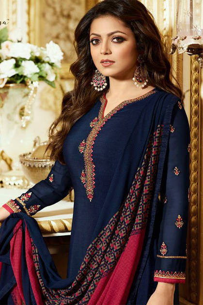 LT Nitya Vol 116 Salwar Suit Wholesale Catalog 11 pcs
