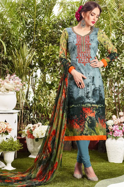 Lavli Vol 13 Salwar Suit Wholesale Catalog 8 Pcs