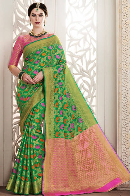 Lt Fabrics Aastha Saree Sari Wholesale Catalog 10 Pcs
