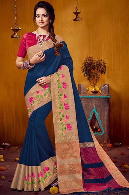 Lt Fabrics Raas Leela Saree Sari Wholesale Catalog 10 Pcs