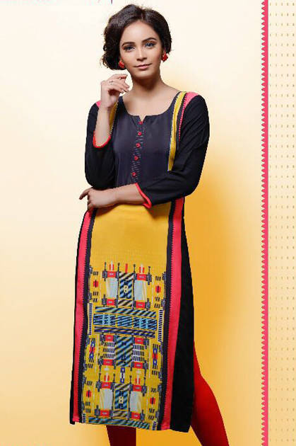 Psyna Princess Vol 11 Kurti Wholesale Catalog 10 Pcs