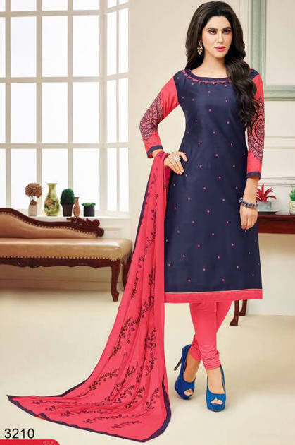 RR Fashion Dolly Vol 19 Salwar Suit Wholesale Catalog 16 Pcs