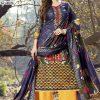 Saara Cotton Dupatta Salwar Suit Wholesale Catalog 8 Pcs