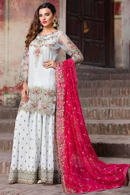 Shree Fabs Faiza Luxury Collection Vol 6 Salwar Suit Wholesale Catalog 7 Pcs