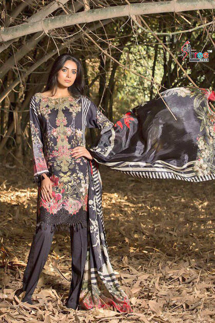 Shree Fabs N Sobia Salwar Suit Wholesale Catalog 7 Pcs