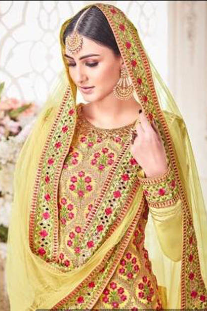Shree Fabs Shehnai Vol 5 Bridal Collection Salwar Suit Wholesale Catalog 4 Pcs