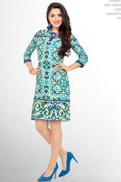 Swarna Pankh Rivaz Kurti Wholesale Catalog 12 Pcs