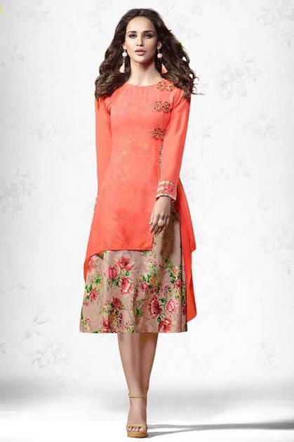 Vinay Fashion Tumbaa Bombay Kurti Wholesale Catalog 8 Pcs