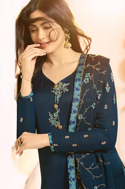Vinay Kaseesh Jashan Salwar Suit Wholesale Catalog 9 Pcs
