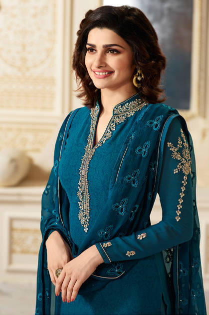 Vinay Kaseesh Prachi Nazakat Salwar Suit Wholesale Catalog 7 Pcs