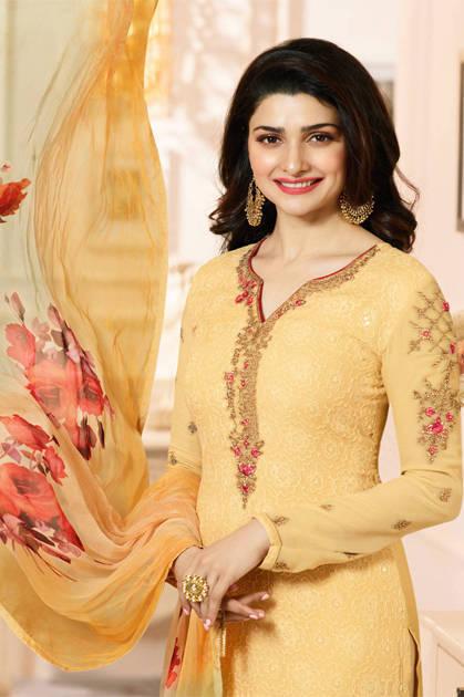 Vinay Kaseesh Prachi Timeless Salwar Suit Wholesale Catalog 8 Pcs