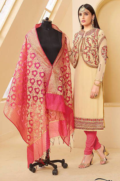Your Choice Celebrity Plus Salwar Suit Wholesale Catalog 4 Pcs
