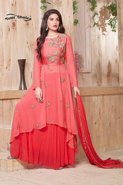 Your Choice Classic Vol 3 Salwar Suit Wholesale Catalog 4 Pcs