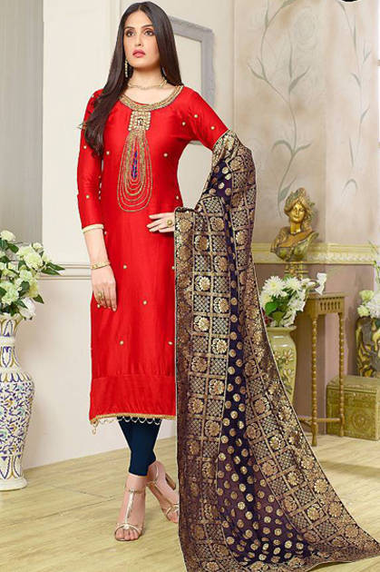 Your Choice Mehandi Salwar Suit Wholesale Catalog 6 Pcs