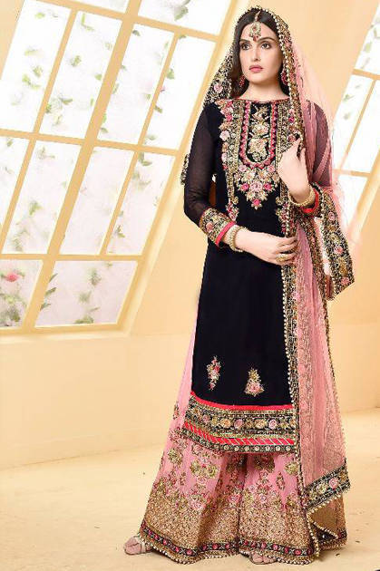 Your Choice Sarara Vol 2 Salwar Suit Wholesale Catalog 4 Pcs