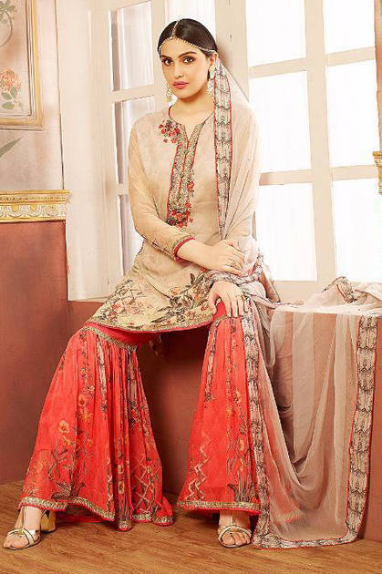 Your Choice Seerat Salwar Suit Wholesale Catalog 4 Pcs