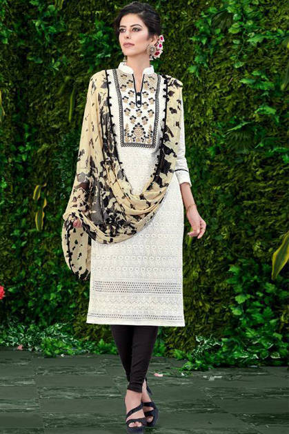 AVC Rehana Salwar Suit Wholesale Catalog 6 Pcs