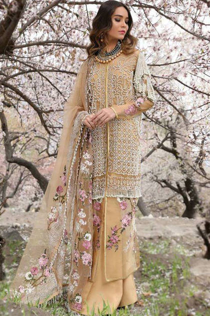 Deepsy Nasreen Vol 3 Salwar Suit Wholesale Catalog 8 Pcs