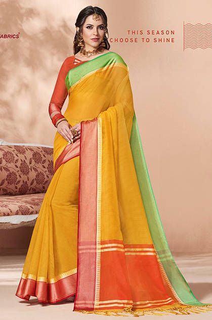 Lt Fabrics Swara Saree Sari Wholesale Catalog 10 Pcs