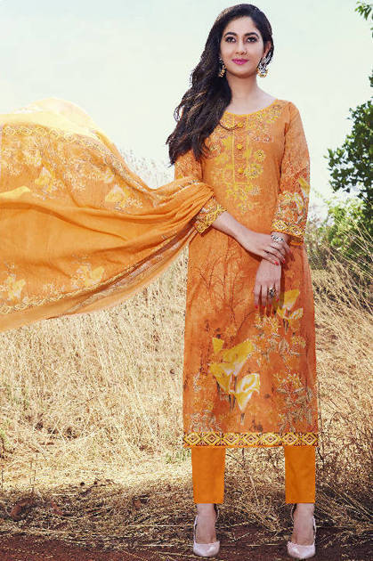 MD Manya Firdaus Vol 2 Salwar Suit Wholesale Catalog 10 Pcs
