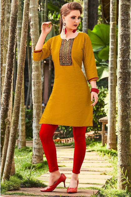 Psyna Paridhi Vol 11 Kurti Wholesale Catalog 20 Pcs