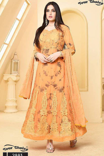 Your Choice Preet Salwar Suit Wholesale Catalog 4 Pcs