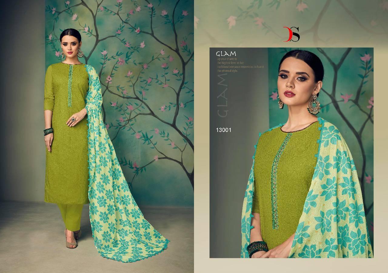Deepsy Karigiri Salwar Suit Wholesale Catalog 6 Pcs 5 - Deepsy Karigiri Salwar Suit Wholesale Catalog 6 Pcs