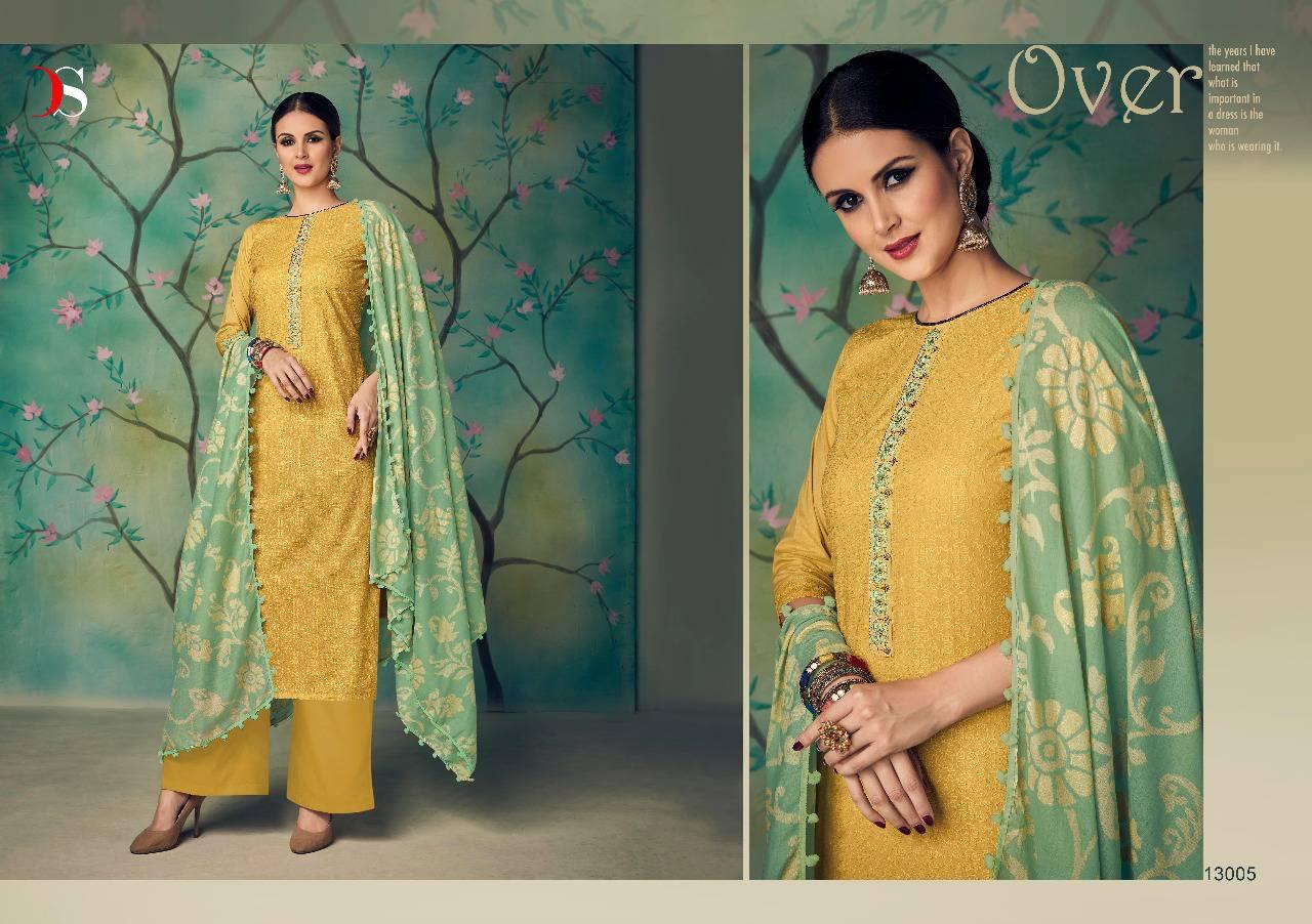 Deepsy Karigiri Salwar Suit Wholesale Catalog 6 Pcs 9 - Deepsy Karigiri Salwar Suit Wholesale Catalog 6 Pcs
