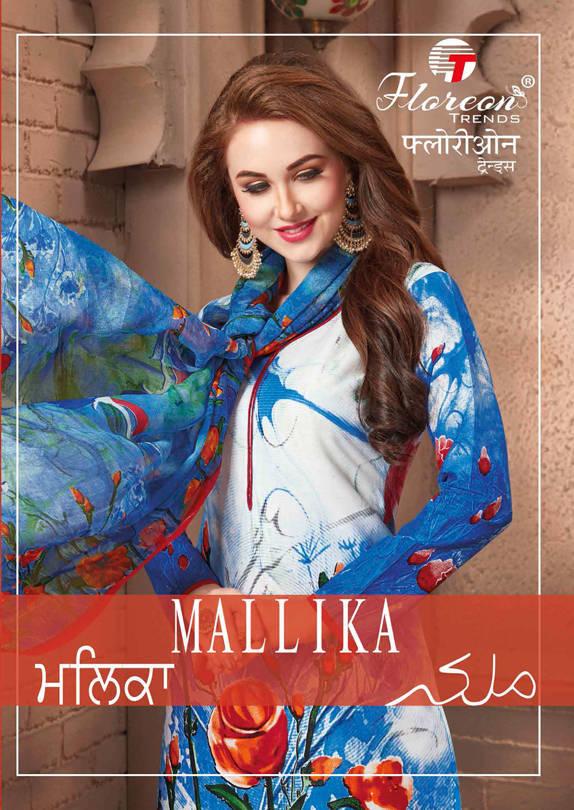 Floreon Trends Mallika Salwar Suit Wholesale Catalog 7 Pcs 1 - Floreon Trends Mallika Salwar Suit Wholesale Catalog 7 Pcs