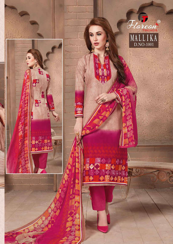 Floreon Trends Mallika Salwar Suit Wholesale Catalog 7 Pcs 3 - Floreon Trends Mallika Salwar Suit Wholesale Catalog 7 Pcs