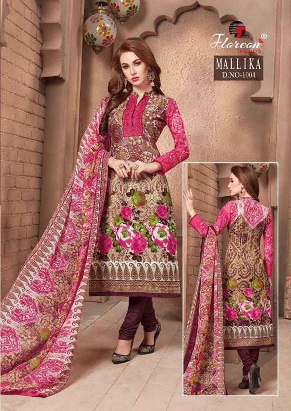 Floreon Trends Mallika Salwar Suit Wholesale Catalog 7 Pcs 9 - Floreon Trends Mallika Salwar Suit Wholesale Catalog 7 Pcs