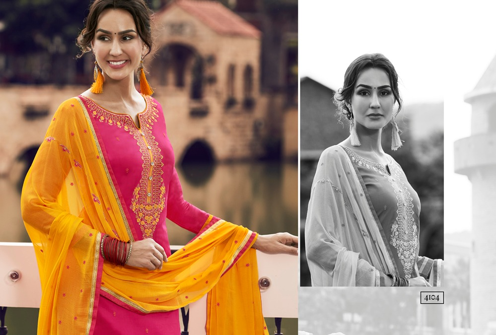 Kessi Patiyala House Vol 62 Salwar Suit Wholesale Catalog 12 Pcs 10 - Kessi Patiyala House Vol 62 Salwar Suit Wholesale Catalog 12 Pcs