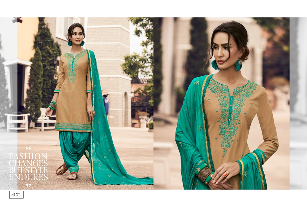 Kessi Patiyala House Vol 62 Salwar Suit Wholesale Catalog 12 Pcs 15 - Kessi Patiyala House Vol 62 Salwar Suit Wholesale Catalog 12 Pcs
