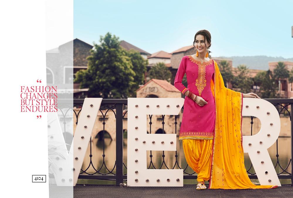 Kessi Patiyala House Vol 62 Salwar Suit Wholesale Catalog 12 Pcs 17 - Kessi Patiyala House Vol 62 Salwar Suit Wholesale Catalog 12 Pcs