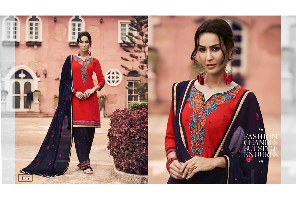 Kessi Patiyala House Vol 62 Salwar Suit Wholesale Catalog 12 Pcs 6 - Kessi Patiyala House Vol 62 Salwar Suit Wholesale Catalog 12 Pcs