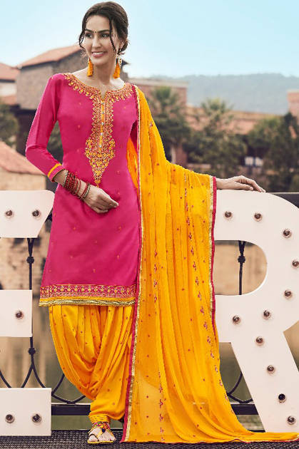 Kessi Patiyala House Vol 62 Salwar Suit Wholesale Catalog 12 Pcs