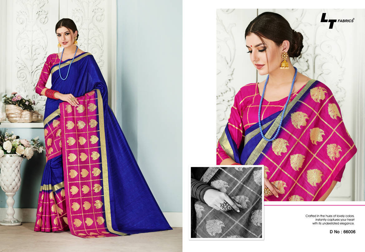 Lt Fabrics Alankrit Saree Sari Wholesale Catalog 10 Pcs 6 - Lt Fabrics Alankrit Saree Sari Wholesale Catalog 10 Pcs