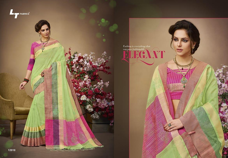 Lt Fabrics Sangini Saree Sari Wholesale Catalog 10 Pcs 4 - Lt Fabrics Sangini Saree Sari Wholesale Catalog 10 Pcs