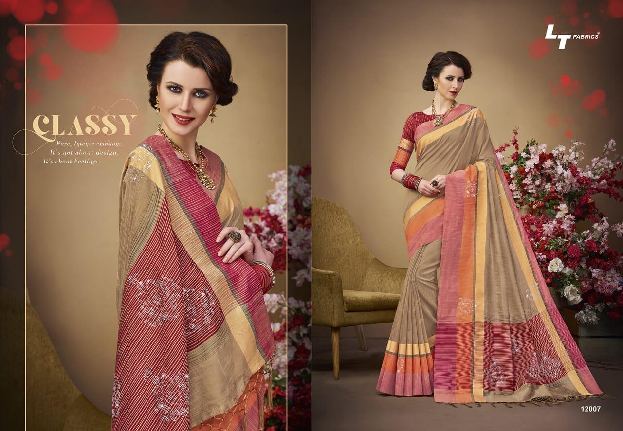 Lt Fabrics Sangini Saree Sari Wholesale Catalog 10 Pcs 5 - Lt Fabrics Sangini Saree Sari Wholesale Catalog 10 Pcs