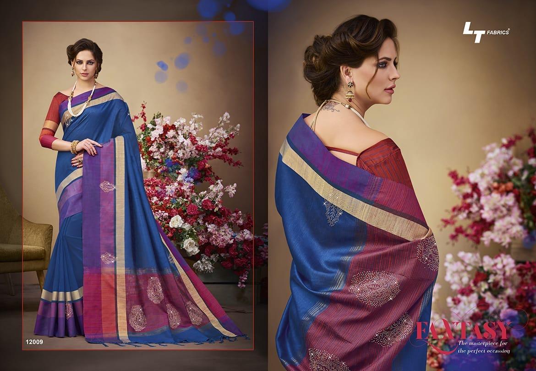 Lt Fabrics Sangini Saree Sari Wholesale Catalog 10 Pcs 9 - Lt Fabrics Sangini Saree Sari Wholesale Catalog 10 Pcs