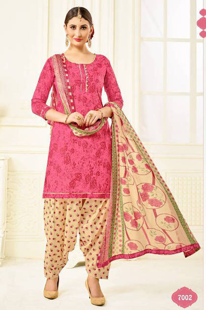 Rani Baanvi Surprise Vol 7 Readymade Patiala Suit Wholesale Catalog 16 Pcs